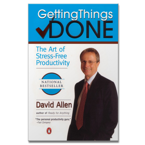David Allen Getting Things Done cover