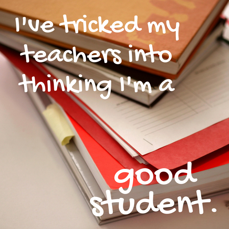 good student quote