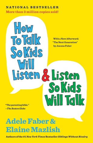 How to Talk So Kids Will Listen cover