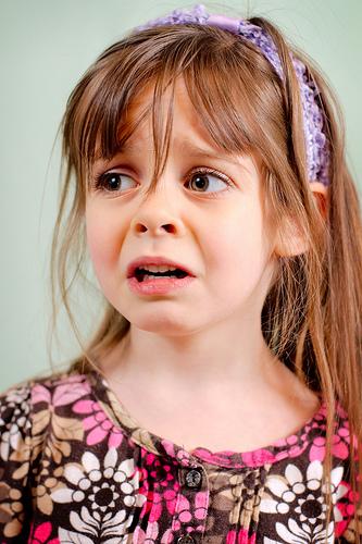 kid drama photo