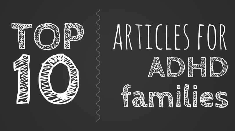 top 10 adhd articles