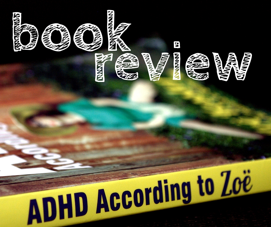 ADHD Zoe book review