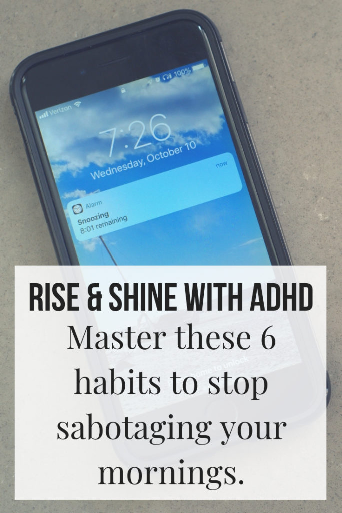 Can You Have Adhd And Still Be Good >> 6 Habits To Stop Sabotaging Your Morning Routine The Adhd Homestead