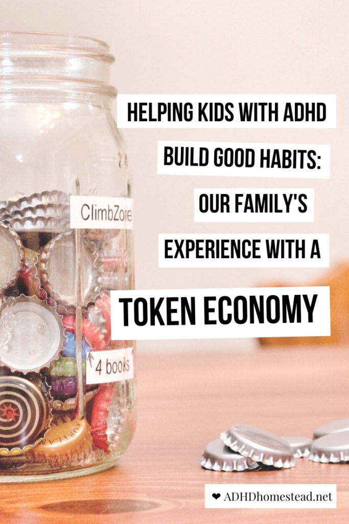 How We Re Using A Token Economy To Help Our Kid With Adhd Build Good Habits